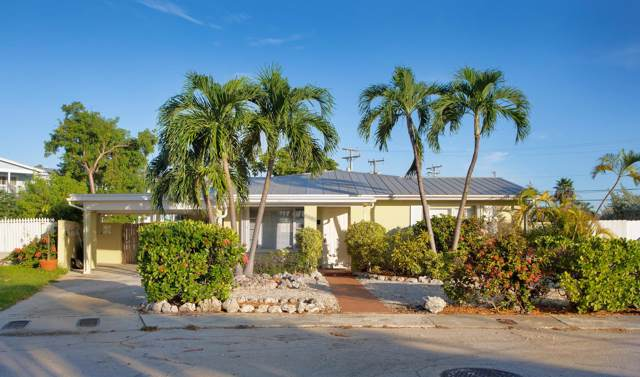 3405 16th Terrace, Key West, FL 33040 (MLS #589224) :: Key West Luxury Real Estate Inc