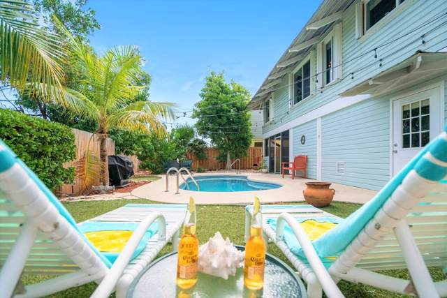 100 52nd St Ocean, Marathon, FL 33050 (MLS #589249) :: Key West Luxury Real Estate Inc