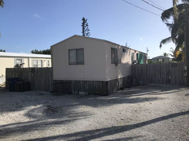 27940 Porgie Path, Little Torch Key, FL 33042 (MLS #589253) :: Born to Sell the Keys