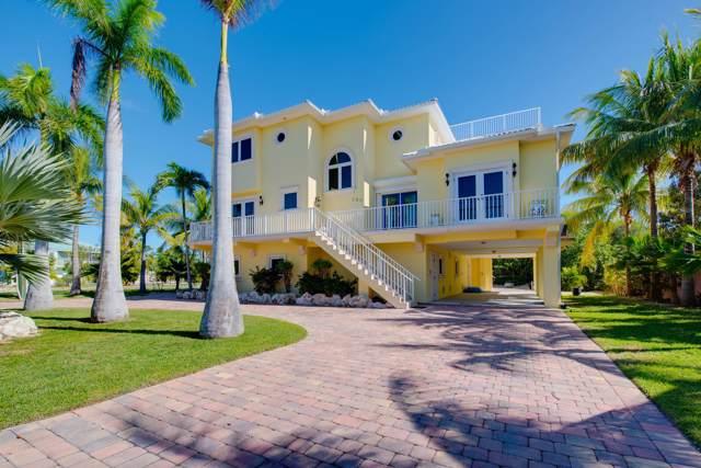 205 Stirrup Key Boulevard, Marathon, FL 33050 (MLS #589255) :: KeyIsle Realty
