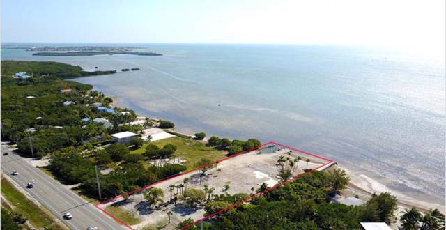 58458 Overseas Highway, Marathon, FL 33050 (MLS #589278) :: Jimmy Lane Home Team
