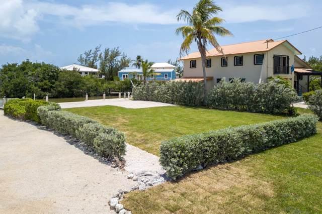 Sombrero Beach Road, Marathon, FL 33050 (MLS #589291) :: Key West Luxury Real Estate Inc