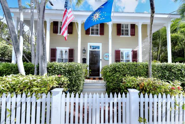 715 Frances Street, Key West, FL 33040 (MLS #589293) :: Brenda Donnelly Group