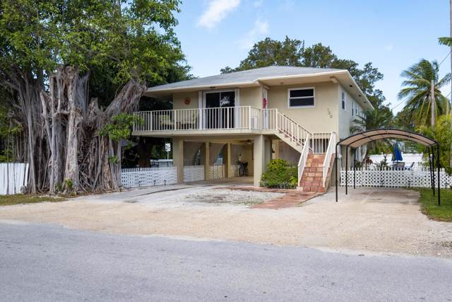 100 Marina Avenue, Key Largo, FL 33037 (MLS #589294) :: Born to Sell the Keys
