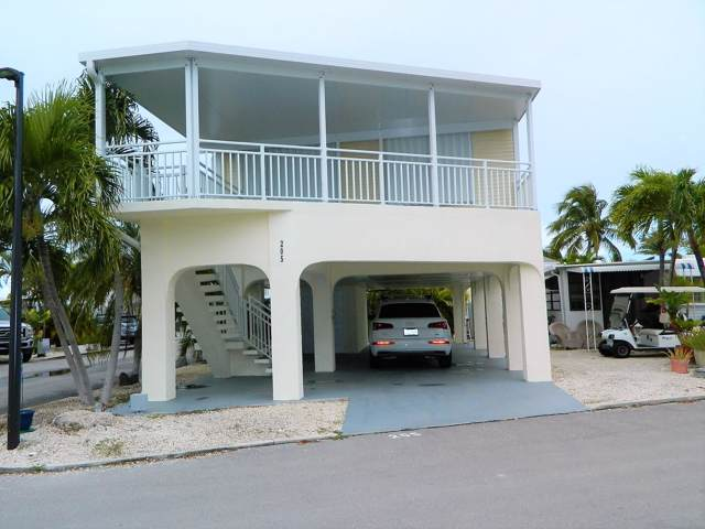 701 Spanish Main Drive #205, Cudjoe Key, FL 33042 (MLS #589300) :: Coastal Collection Real Estate Inc.