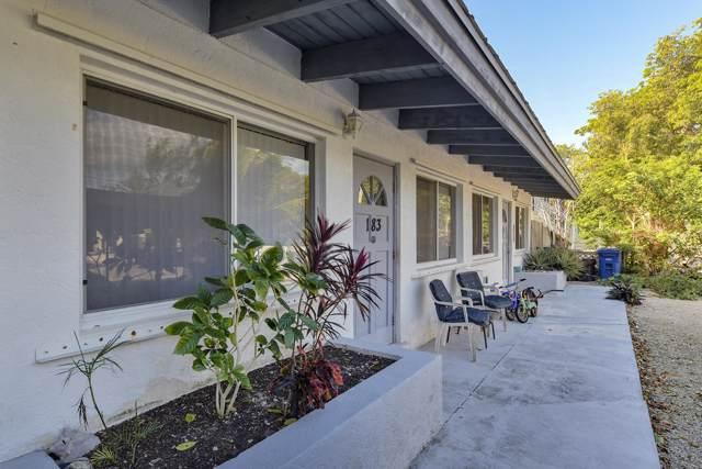 183/185 Casa Court Drive, Key Largo, FL 33037 (MLS #589305) :: Brenda Donnelly Group