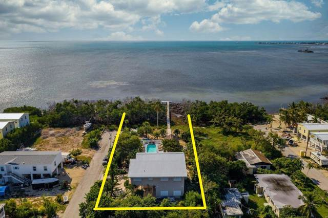 975 69Th Street Ocean, Marathon, FL 33050 (MLS #589351) :: Brenda Donnelly Group