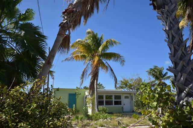 610 Barry Avenue, Little Torch Key, FL 33042 (MLS #589354) :: Jimmy Lane Home Team