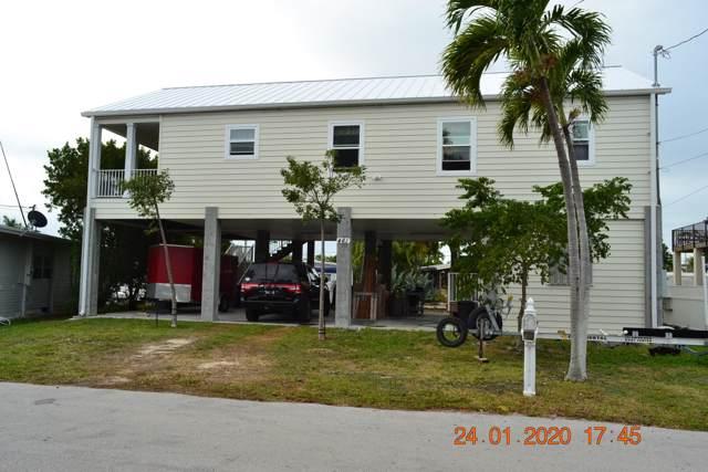 461 28Th, Marathon, FL 33050 (MLS #589373) :: Cory Held & Jeffrey Grosky   Preferred Properties Key West
