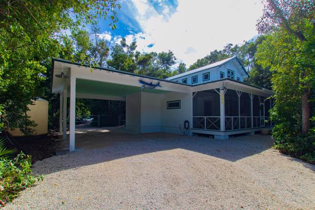 143 Plantation Boulevard, Plantation Key, FL 33036 (MLS #589391) :: Coastal Collection Real Estate Inc.