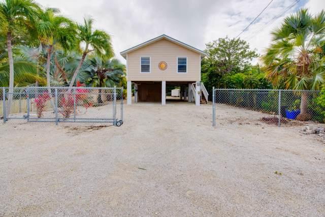 27018 Angelfish Road, Ramrod Key, FL 33042 (MLS #589394) :: Cory Held & Jeffrey Grosky   Preferred Properties Key West