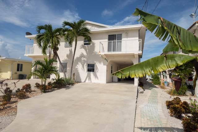 371 5TH STREET, Key Colony, FL 33051 (MLS #589418) :: Born to Sell the Keys