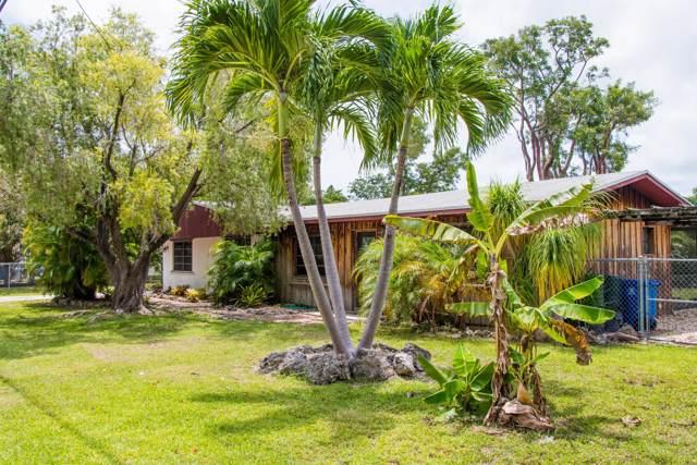 532 Plante Street, Key Largo, FL 33037 (MLS #589435) :: Born to Sell the Keys