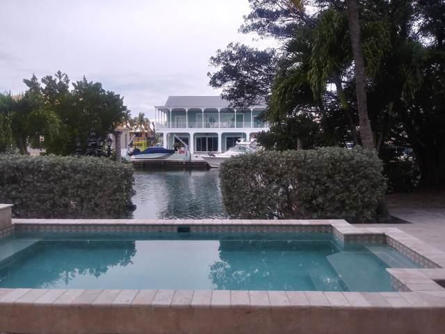 150 Palermo Drive, Plantation Key, FL 33036 (MLS #589455) :: Key West Luxury Real Estate Inc