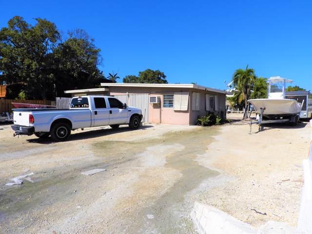 130 Palermo Drive, Upper Matecumbe Key Islamorada, FL 33036 (MLS #589456) :: Key West Luxury Real Estate Inc