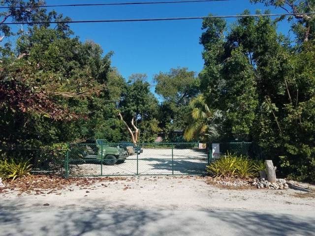 46 Transylvania Avenue, Key Largo, FL 33037 (MLS #589465) :: Key West Luxury Real Estate Inc