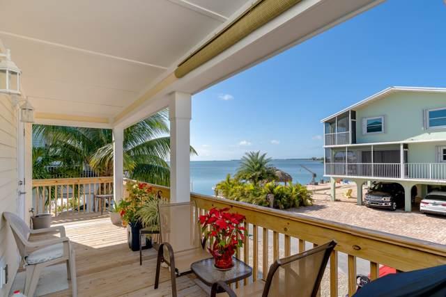 724 90Th Street Ocean, Marathon, FL 33050 (MLS #589467) :: KeyIsle Realty