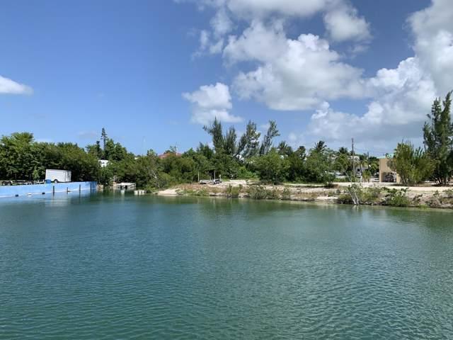 440 Pattison Drive, Cudjoe Key, FL 33042 (MLS #589502) :: Cory Held & Jeffrey Grosky | Preferred Properties Key West