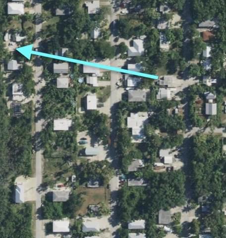 Tarpon Avenue, Key Largo, FL 33037 (MLS #589535) :: Born to Sell the Keys