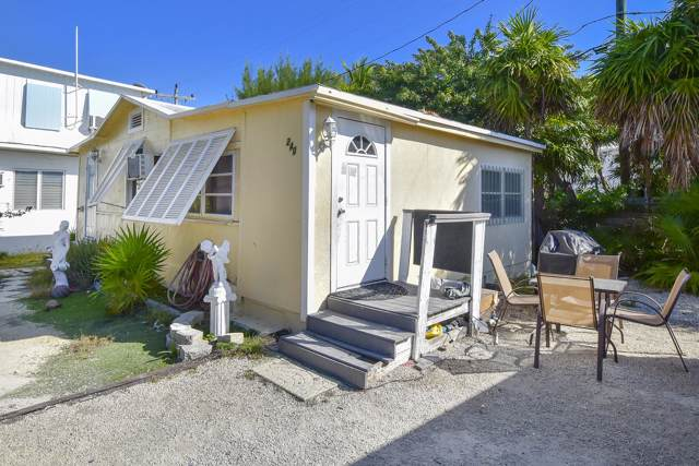 240 17Th Court Gulf, Marathon, FL 33050 (MLS #589542) :: Key West Luxury Real Estate Inc