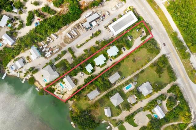 21470 Overseas Highway, Cudjoe Key, FL 33042 (MLS #589595) :: Brenda Donnelly Group