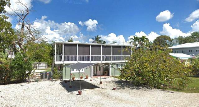 30 N Marlin Avenue, Key Largo, FL 33037 (MLS #589598) :: Born to Sell the Keys