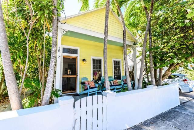 1012 Varela Street 1&2, Key West, FL 33040 (MLS #589611) :: Jimmy Lane Home Team
