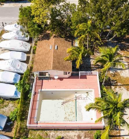 751 Largo Road, Key Largo, FL 33037 (MLS #589620) :: Key West Luxury Real Estate Inc