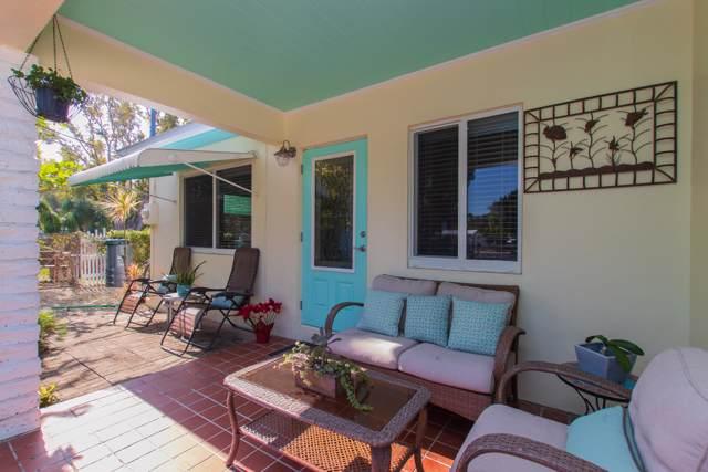 105 Parker Drive, Upper Matecumbe Key Islamorada, FL 33036 (MLS #589621) :: Born to Sell the Keys