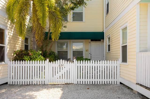 634 Louisa Street Unit 4, Key West, FL 33040 (MLS #589634) :: Jimmy Lane Home Team