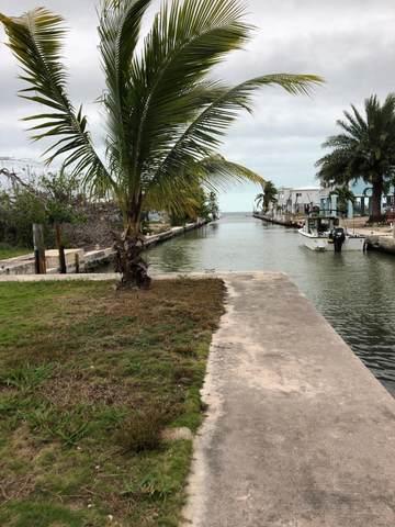 31506 Ave E, Big Pine Key, FL 33043 (MLS #589669) :: Jimmy Lane Home Team