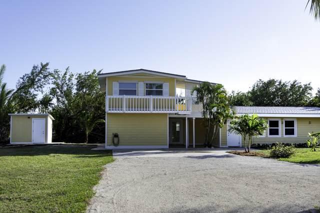 19442 Canal Drive, Sugarloaf Key, FL 33042 (MLS #589706) :: Brenda Donnelly Group