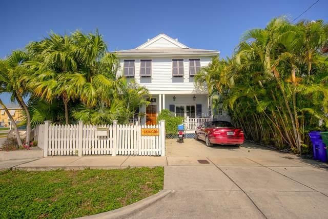 201 Virginia Street, Key West, FL 33040 (MLS #589715) :: Jimmy Lane Home Team