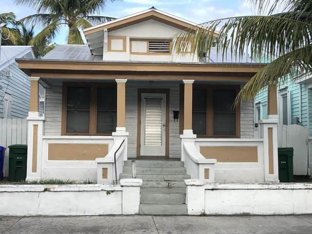 813 Whitehead Street, Key West, FL 33040 (MLS #589724) :: Jimmy Lane Home Team
