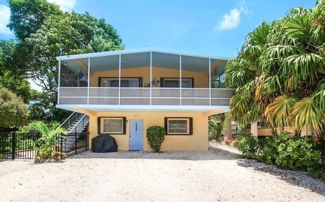 47 Jewfish Avenue, Key Largo, FL 33037 (MLS #589728) :: Key West Luxury Real Estate Inc