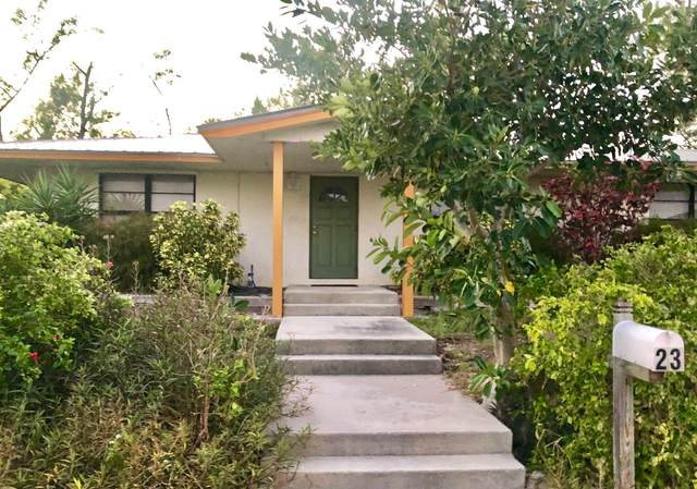 23 Calle Uno, Rockland Key, FL 33040 (MLS #589785) :: Key West Luxury Real Estate Inc