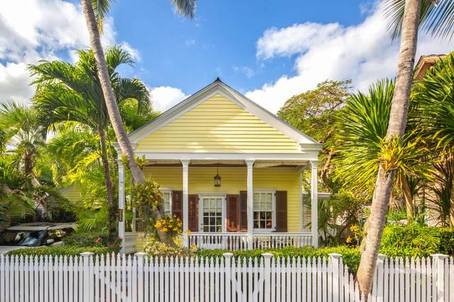 711 Southard Street, Key West, FL 33040 (MLS #589792) :: Jimmy Lane Home Team