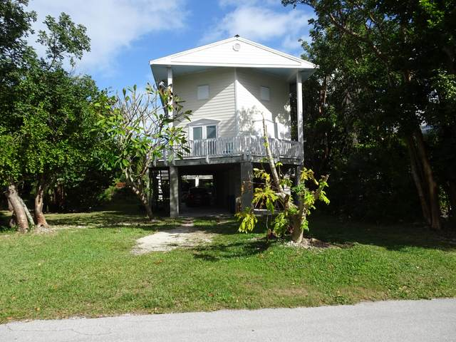 19525 Mayan Street, Sugarloaf Key, FL 33042 (MLS #589806) :: Royal Palms Realty