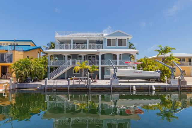 126 Gulfwinds Lane, Marathon, FL 33050 (MLS #589842) :: Key West Luxury Real Estate Inc