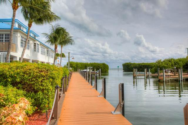 500 Burton Drive #1410, Key Largo, FL 33070 (MLS #589845) :: Born to Sell the Keys