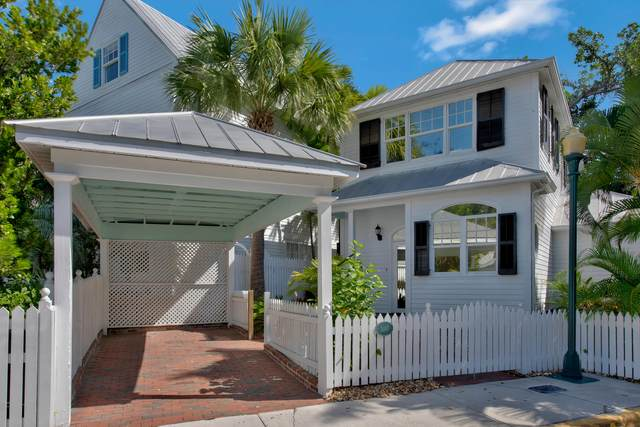100 Admirals Lane, Key West, FL 33040 (MLS #589853) :: Born to Sell the Keys