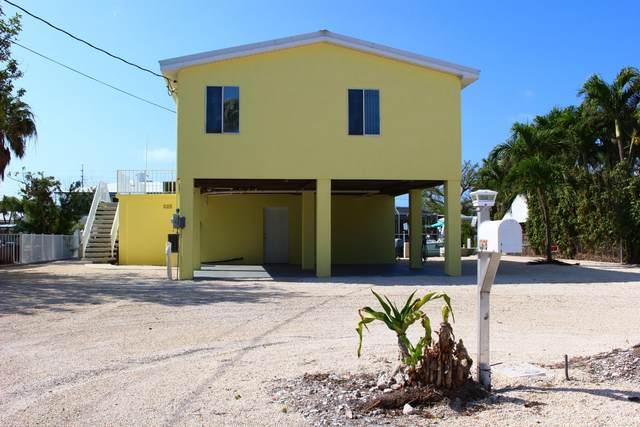 10976 3Rd Avenue Gulf, Marathon, FL 33050 (MLS #589868) :: Coastal Collection Real Estate Inc.