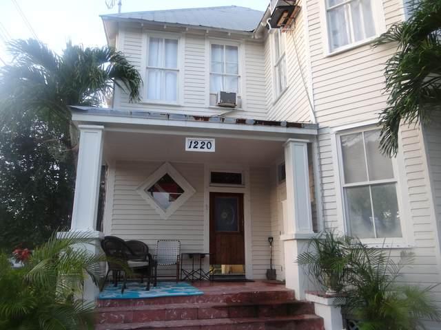 1220 Newton Street #1, Key West, FL 33040 (MLS #589887) :: Brenda Donnelly Group