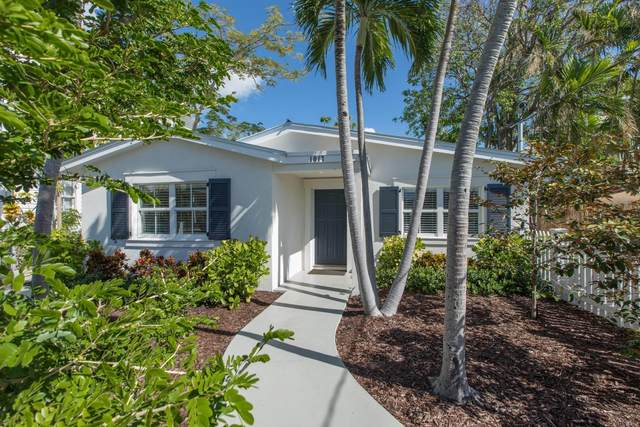 1017 Windsor Lane #1, Key West, FL 33040 (MLS #589899) :: Coastal Collection Real Estate Inc.