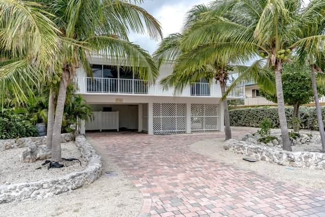 350 E Seaview Drive, Duck Key, FL 33050 (MLS #589913) :: KeyIsle Realty