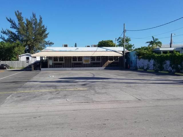 5501 5Th Avenue, Stock Island, FL 33040 (MLS #589955) :: Born to Sell the Keys