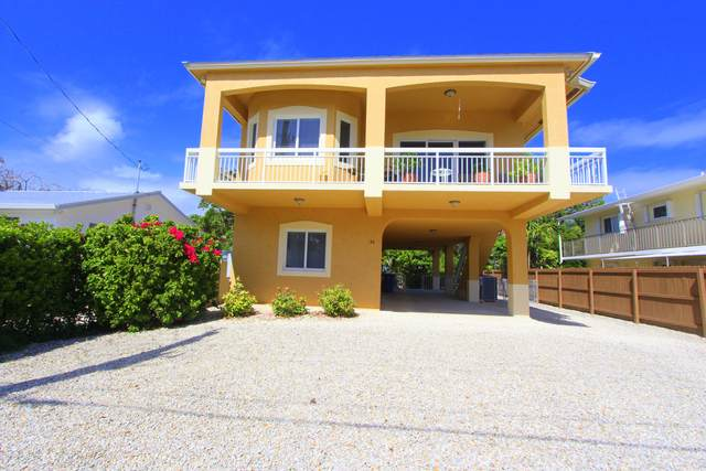 46 Jewfish Avenue, Key Largo, FL 33037 (MLS #589964) :: Key West Luxury Real Estate Inc
