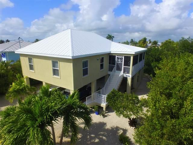27439 St. Vincent Lane, Ramrod Key, FL 33042 (MLS #589983) :: Born to Sell the Keys