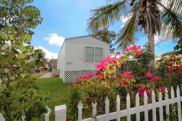271 Lance Lane, Key Largo, FL 33037 (MLS #589990) :: Born to Sell the Keys