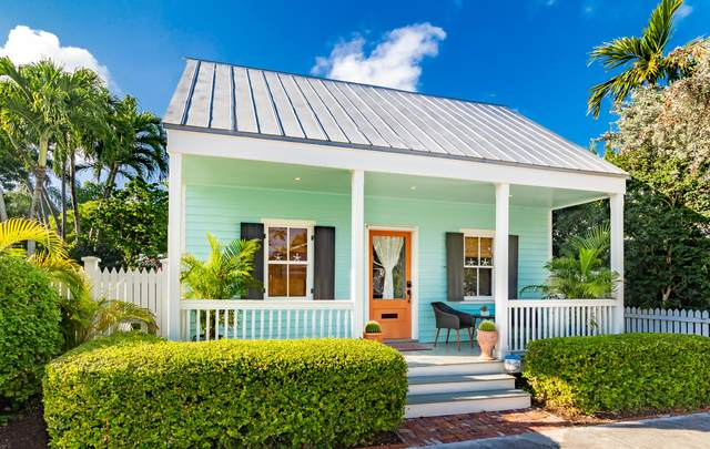 1419 Newton Street, Key West, FL 33040 (MLS #589994) :: Key West Luxury Real Estate Inc